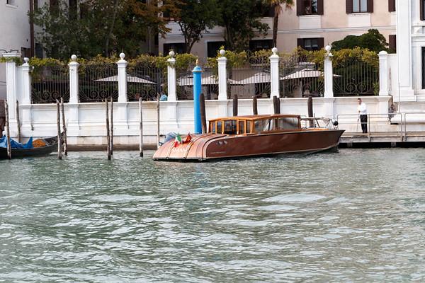 9/22/2015 - Venice - Acetaia Malpighi Balsamic Vinegar Factory - Venice