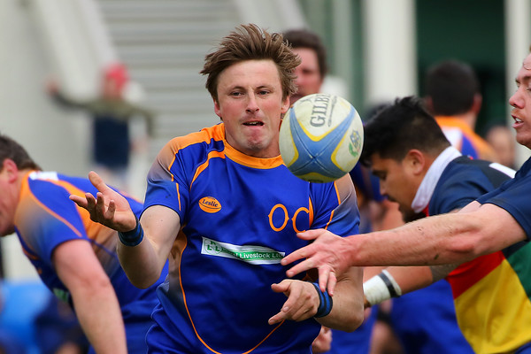 Rep Rugby: Otago B v Otago Country