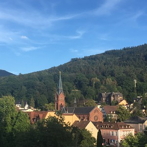 Alsace & the Black Forest by Carolyn Connor Aug 2018