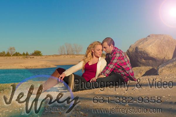 Brittany & Richard - Kings Park Bluff - November 3, 2014