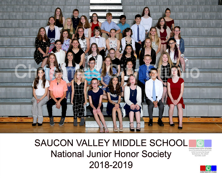 Saucon Valley MS