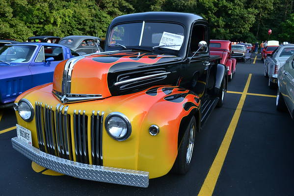 Lakeshore Assembly of God Kar Krunch Car Show