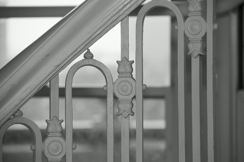 Rail, Georgian Terrace Hotel