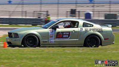 Jon Beatty 2006 Mustang GT