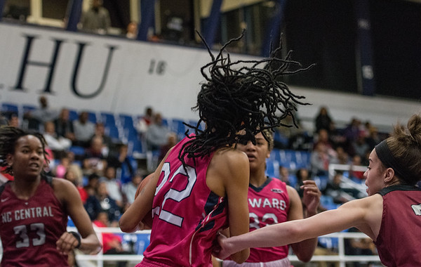 Howard Women vs. NC Central - February 17, 2019