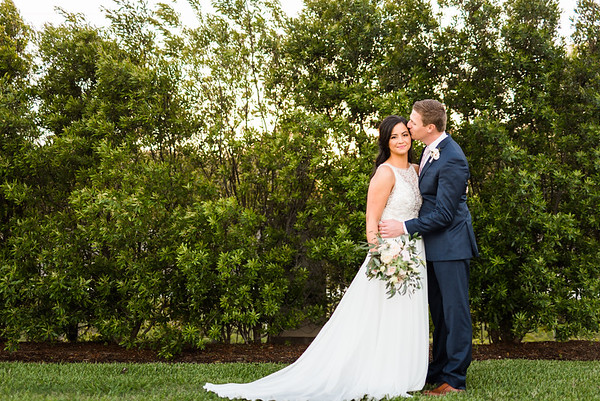 Aubrey & Chris Wedding