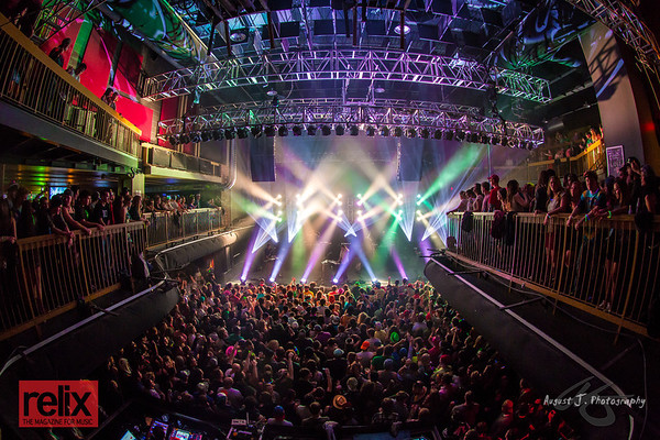 12-31-12 /|\ Lotus New Years Eve /|\ Baltimore, MD