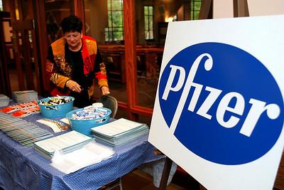 Pfizer Health Fair