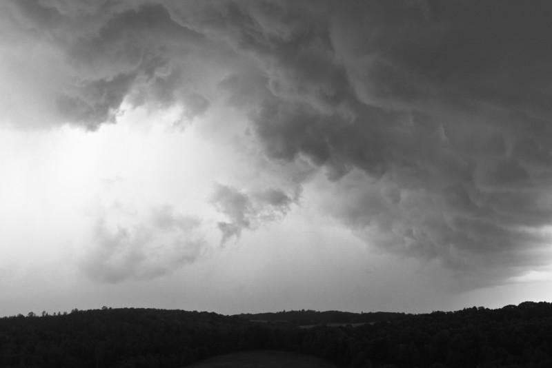 11 07 25 Mercur Rain Storm Color & B&W