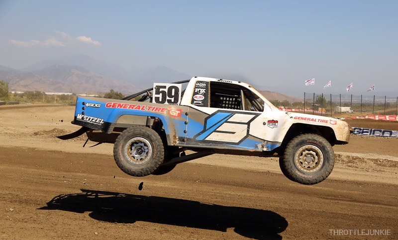 Lucas Oil short course Glen Helen