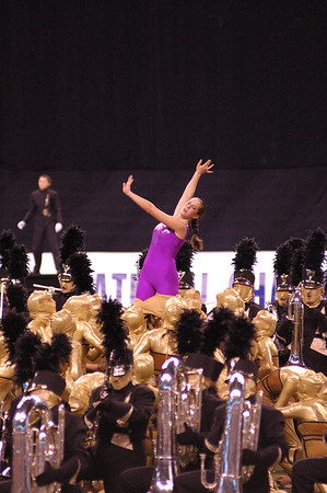 Avon Marching Black and Gold