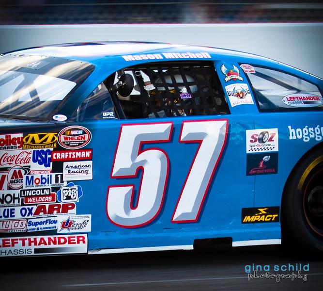 Mason Mitchell Racing Number 57 Car