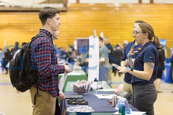 Job and Internship Fair (Photos by AB)
