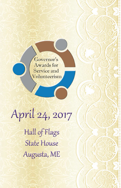 2017 Governor's Awards for Service and Volunteerism