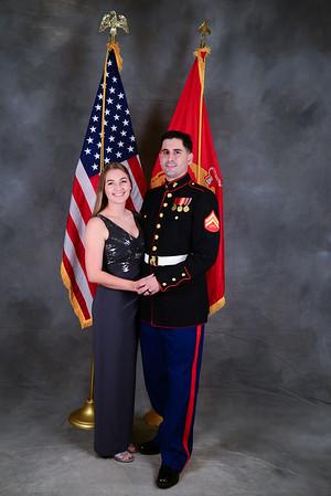 2nd BN 3rd Marines Birthday Ball 2017