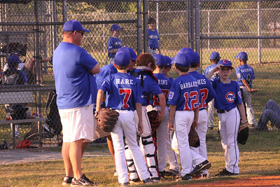 2013 LL 9-10 Yr Old Red Sox vs Cubs