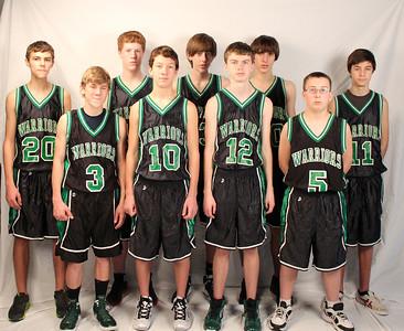 Boys Basketball Shoot