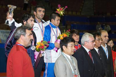 Mike Zadick, Finals