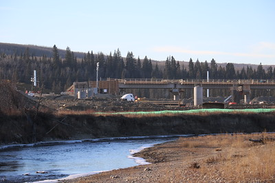 Monitoring The Elbow River Crossing