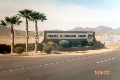 1st trip to Phoenix International 3-26-2000