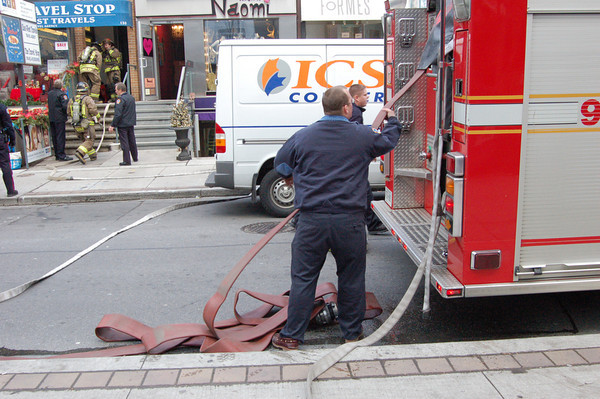 December 29, 2006 - 2nd Alarm - 130 Cumberland Street