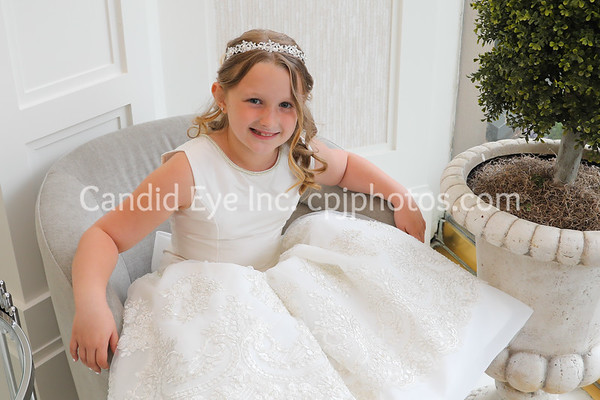 Isabella's 1st Holy Communion Party