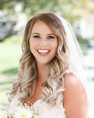 Kati and Justin - Bride's Portraits