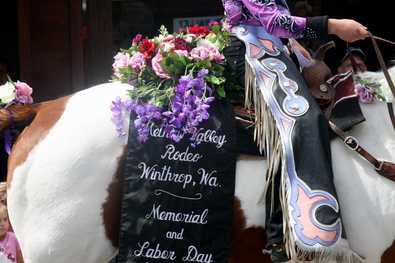 Methow Valley Rodeo - Queen