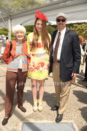 Elizabeth Barlow Rogers, Leah Lane, Doug Blonsky photo by Rob Rich/SocietyAllure.com © 2014 robwayne1@aol.com 516-676-3939