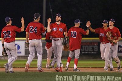 Red Sox at Royals July 27
