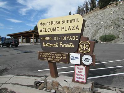 NV- Mount Rose Summit