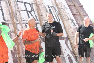 Mud Run and Mayor Challenge 10-21-2017