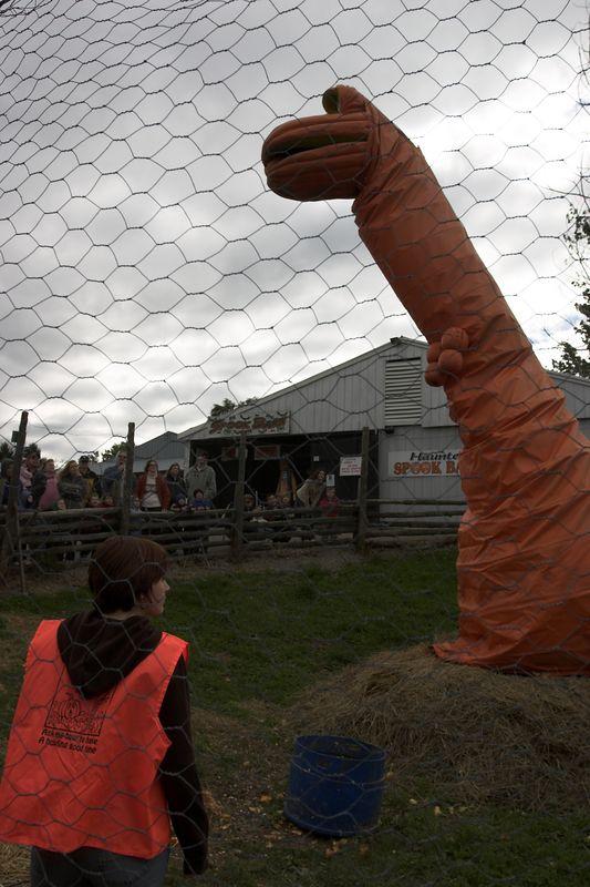 Pumpkinsaurus Rex