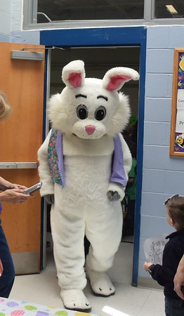 20170415  Pancake Breakfast with the Easter Bunny