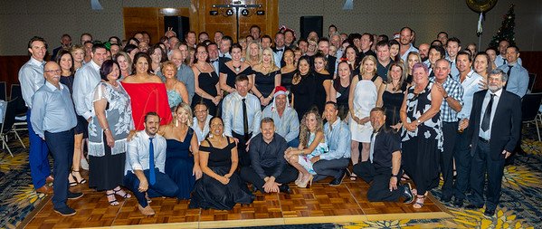 2018-12-08 Ergon Christmas Party at Reef Hotel Casino