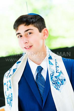 Eli Mester Bar Mitzvah