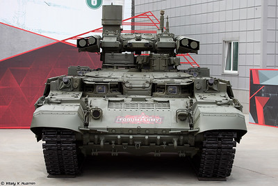 Military-technical forum ARMY-2020 - Static displays part 1: Tanks, IFVs and APCs