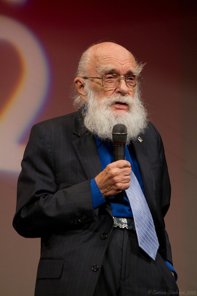 "Saturday Night Keynote Presentation: Penn & Teller - ""38 Years of Magic & BS""  ---- James Randi"