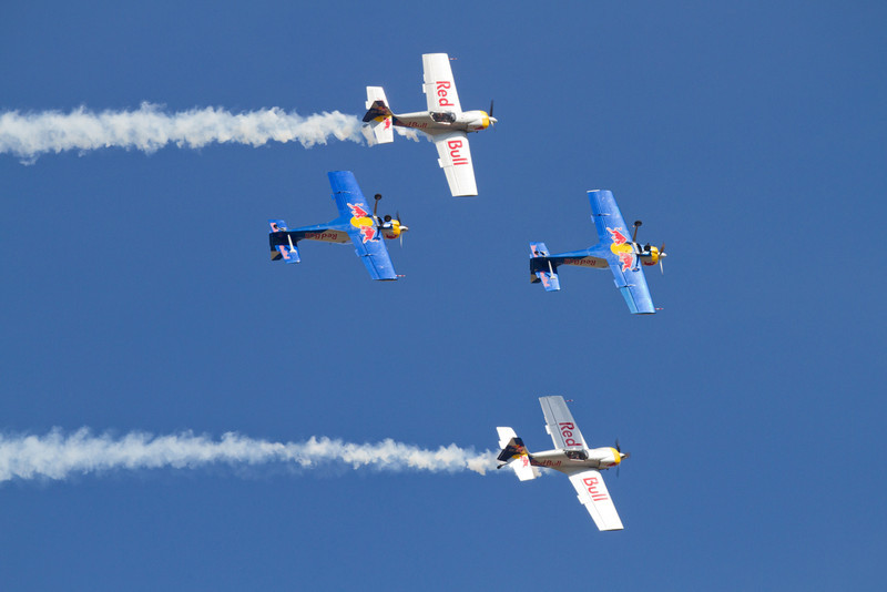 4 x Z-50LX Flying Bulls (ČR)