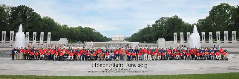 Honor Flight #7 (June105)