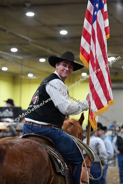 Bareback, Saddle bronc, & Pick Up Man School - Feb. 21