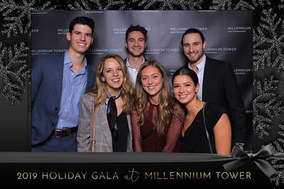 Millennium Tower Holiday Gala 2019 - December 5, 2019