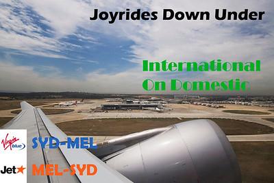 Joyrides 4 - SYD-MEL-SYD - DJ, JQ (2009)