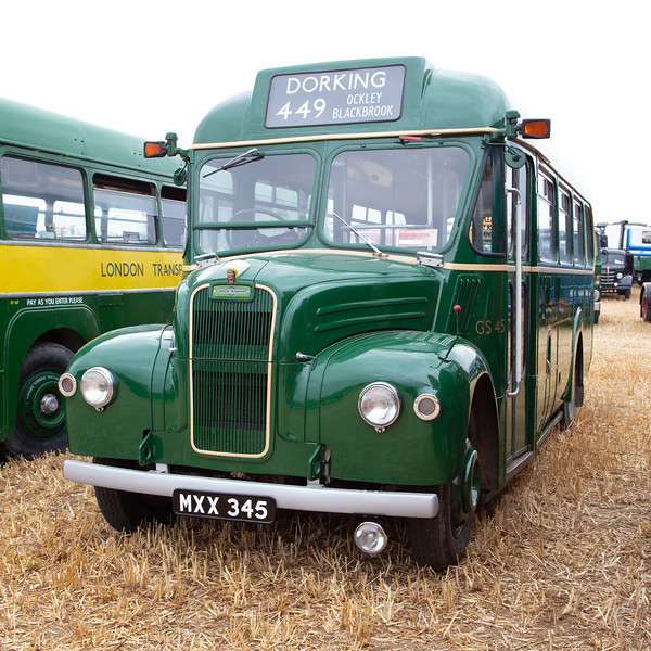 MXX345 London Transport GS45