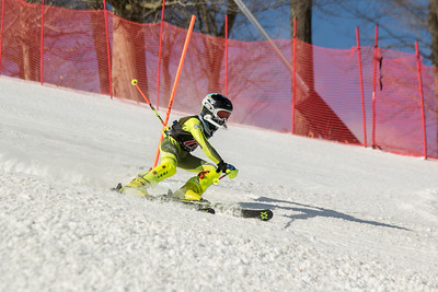 2019 Willi's Ski Shop Slalom race