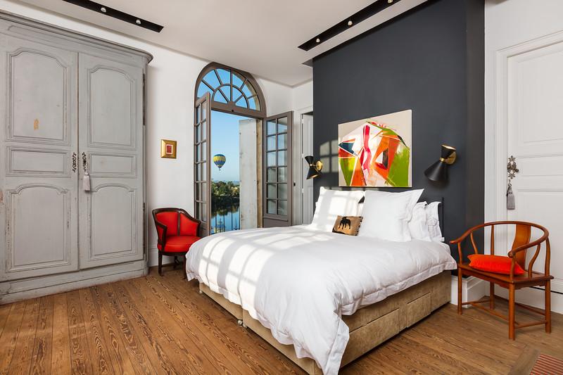 Bedroom; Bordeaux, France