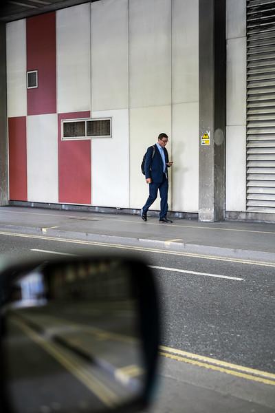 Sidewalk, London, United Kingdom