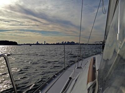 Sailing 08-07-13
