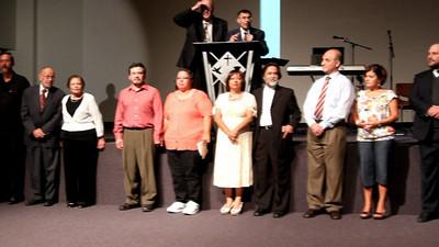 Arab Israelii conference