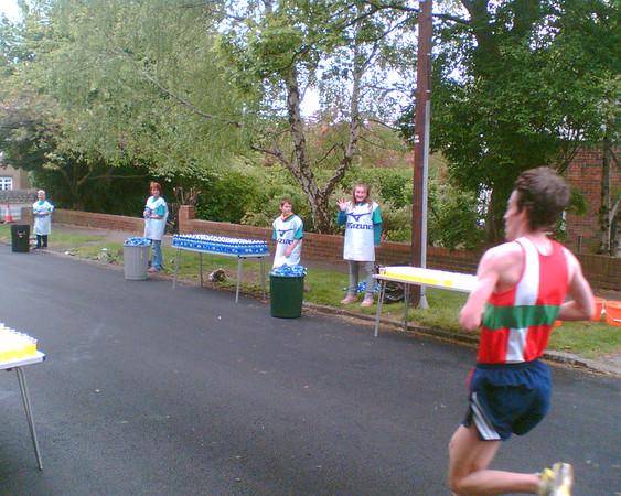 Leeds Half Marathon 2009